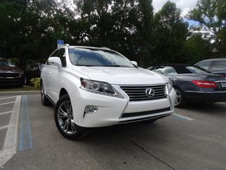 2014 Lexus RX 350 AIR COOOLED-HTD SEATS. BLIND SPOT. PWR TAILGATE SEFFNER, Florida 7