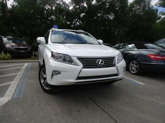 2014 Lexus RX 350 AIR COOOLED-HTD SEATS. BLIND SPOT. PWR TAILGATE SEFFNER, Florida 8