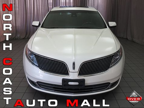 2014 Lincoln MKS 4dr Sedan 3.7L AWD in Akron, OH