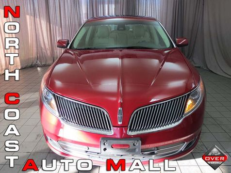 2014 Lincoln MKS 4dr Sedan 3.7L AWD in Akron, OH