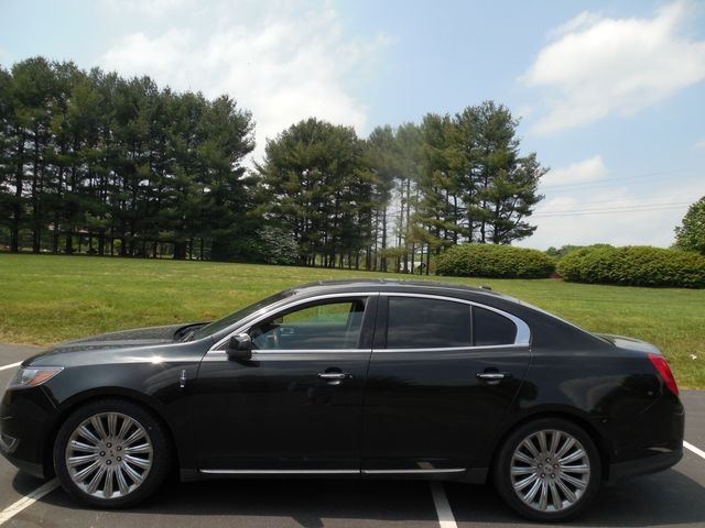 2014 Lincoln MKS Leesburg, Virginia 3