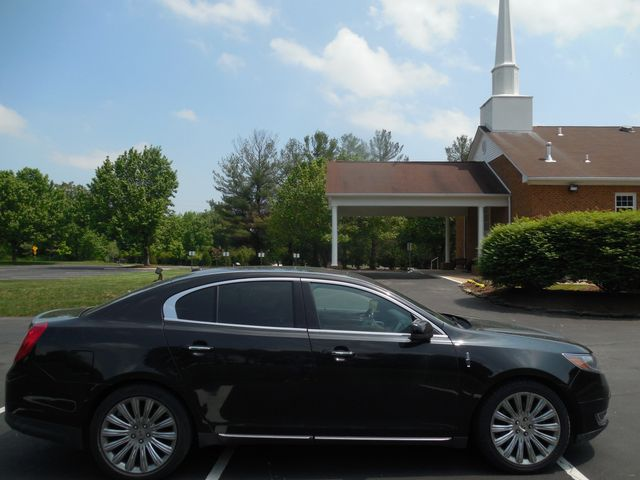2014 Lincoln MKS Leesburg, Virginia 4