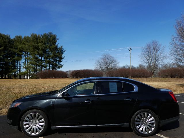 2014 Lincoln MKS Leesburg, Virginia 5