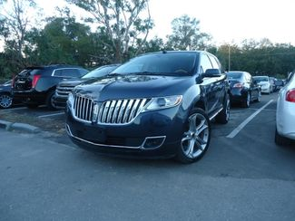 2014 Lincoln MKX AWD. PANORAMIC. NAVIGATION AIR COOLED- HTD SEATS SEFFNER, Florida
