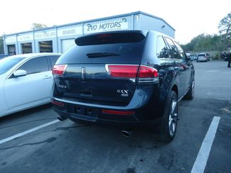 2014 Lincoln MKX AWD. PANORAMIC. NAVIGATION AIR COOLED- HTD SEATS SEFFNER, Florida 12