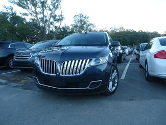 2014 Lincoln MKX AWD. PANORAMIC. NAVIGATION AIR COOLED- HTD SEATS SEFFNER, Florida 7