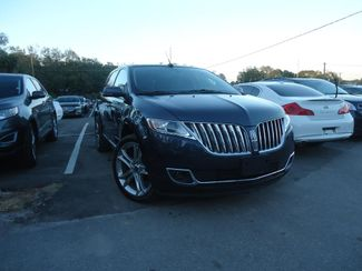 2014 Lincoln MKX AWD. PANORAMIC. NAVIGATION AIR COOLED- HTD SEATS SEFFNER, Florida 8