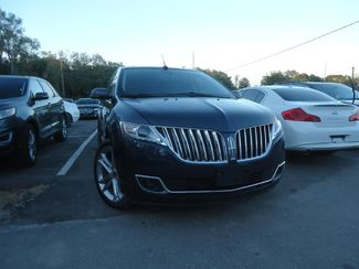 2014 Lincoln MKX AWD. PANORAMIC. NAVIGATION AIR COOLED- HTD SEATS SEFFNER, Florida 9