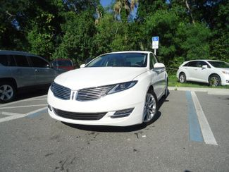 2014 Lincoln MKZ BACK UP CAM SEFFNER, Florida