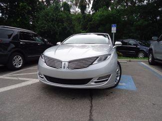 2014 Lincoln MKZ Hybrid. NAVIGATION. CAMERA. AIR COOLED-HTD SEATS SEFFNER, Florida