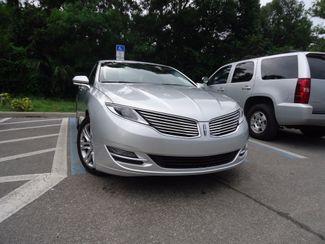 2014 Lincoln MKZ Hybrid. NAVIGATION. CAMERA. AIR COOLED-HTD SEATS SEFFNER, Florida 7