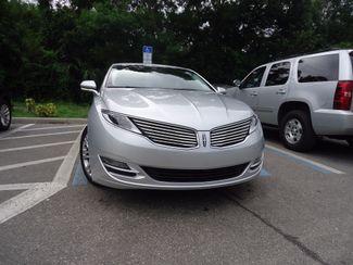 2014 Lincoln MKZ Hybrid. NAVIGATION. CAMERA. AIR COOLED-HTD SEATS SEFFNER, Florida 8