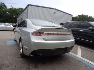 2014 Lincoln MKZ Hybrid. NAVIGATION. CAMERA. AIR COOLED-HTD SEATS SEFFNER, Florida 9
