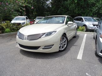 2014 Lincoln MKZ Hybrid. SUNROOF. AIR COOLED-HTD SEATS SEFFNER, Florida