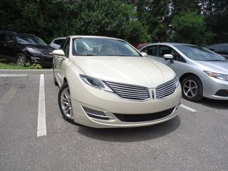 2014 Lincoln MKZ Hybrid. SUNROOF. AIR COOLED-HTD SEATS SEFFNER, Florida 8