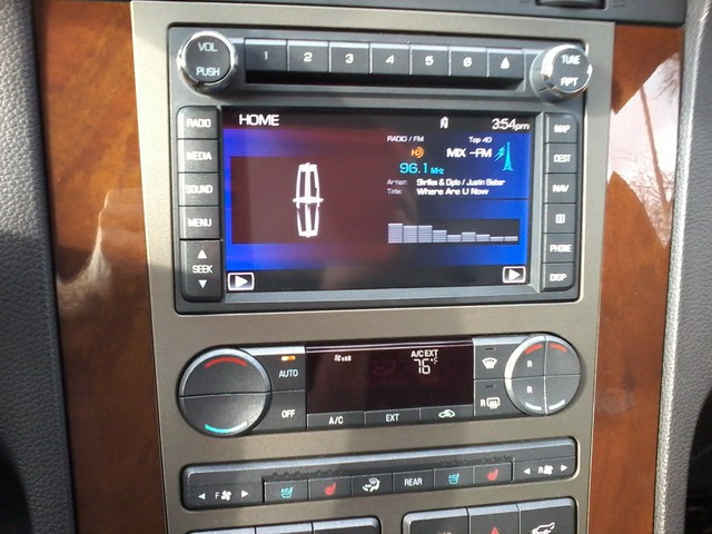 2014 Lincoln Navigator AWD  NAV, REAR DVD , A/C SEATS San Antonio, Texas 14