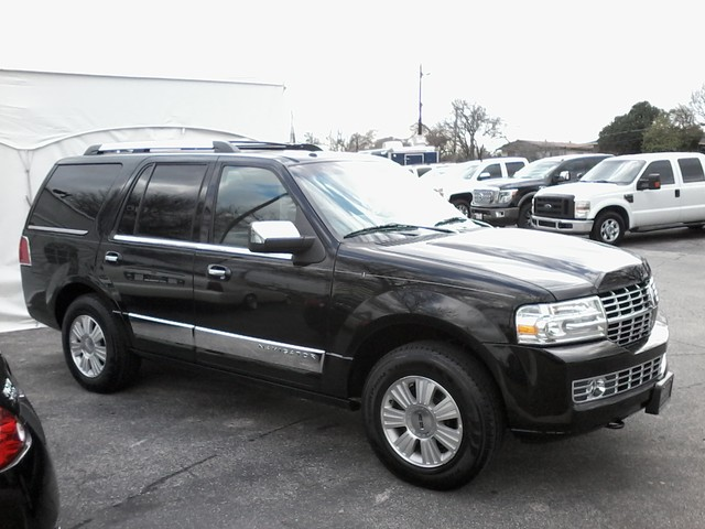 2014 Lincoln Navigator AWD  NAV, REAR DVD , A/C SEATS San Antonio, Texas 2