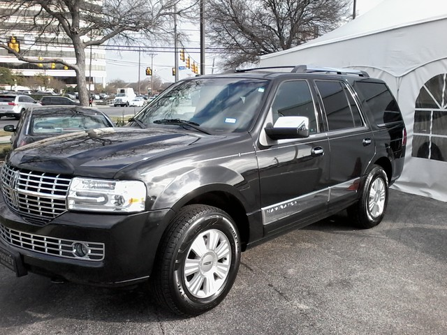 2014 Lincoln Navigator AWD  NAV, REAR DVD , A/C SEATS San Antonio, Texas 0