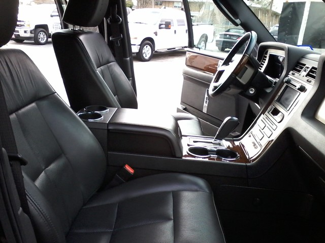 2014 Lincoln Navigator AWD  NAV, REAR DVD , A/C SEATS San Antonio, Texas 9