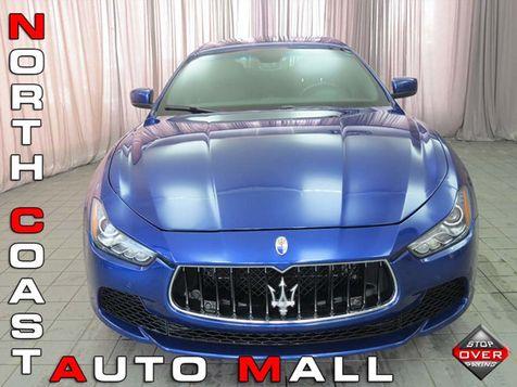 2014 Maserati Ghibli S Q4 in Akron, OH