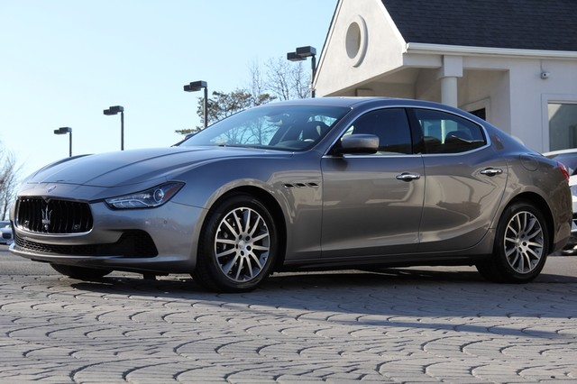 2014 MASERATI Ghibli AWD S Q4 4dr Sedan AMFM CD Player Anti-Theft Sunroof AC Cruise Power Lo