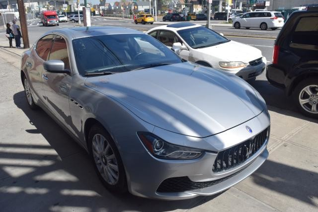 2014 Maserati Ghibli 4dr Sdn Richmond Hill, New York 1