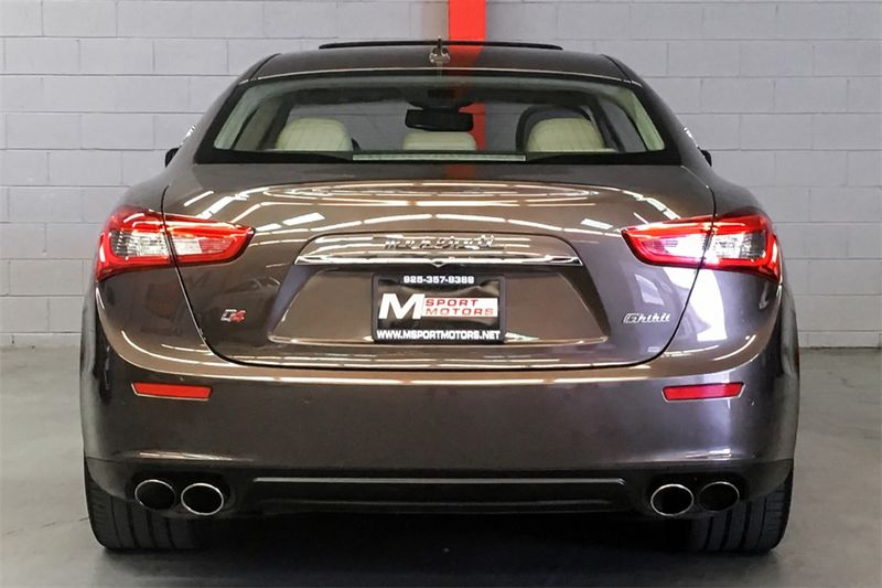 2014 Maserati Ghibli S Q4  city CA  M Sport Motors  in Walnut Creek, CA