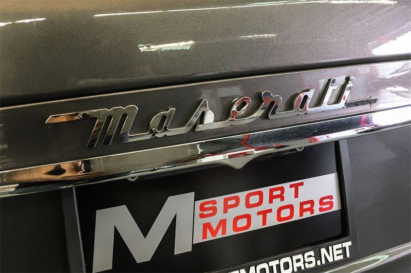 2014 Maserati Ghibli Base  city CA  M Sport Motors  in Walnut Creek, CA