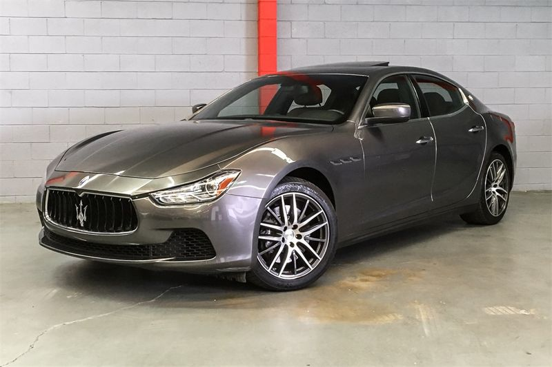2014 Maserati Ghibli   city CA  M Sport Motors  in Walnut Creek, CA