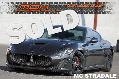 2014 Maserati GranTurismo MC STRADALE - CARBON - BOSE in Los Angeles