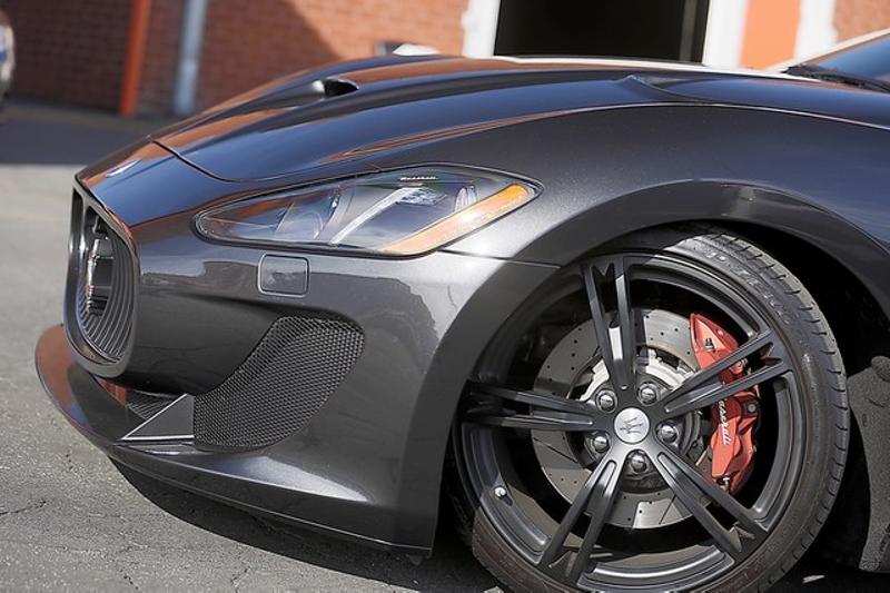 2014 Maserati GranTurismo MC STRADALE - CARBON - BOSE  city California  MDK International  in Los Angeles, California