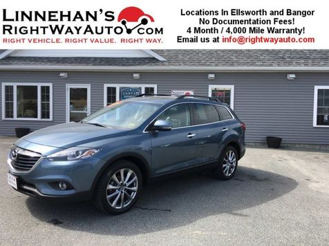 2014 Mazda CX-9 Grand Touring in Bangor
