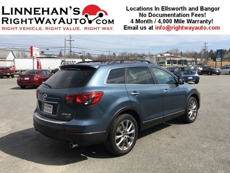 2014 Mazda CX-9 Grand Touring  in Bangor, ME