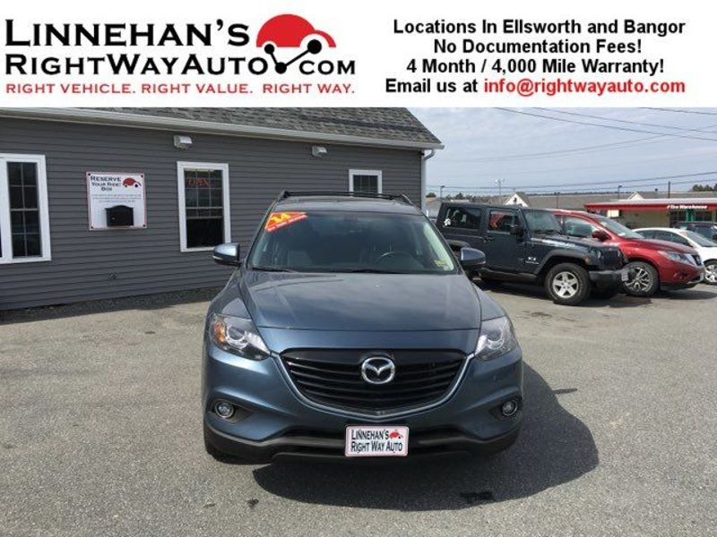 2014 Mazda CX-9 Grand Touring  in Bangor, ME