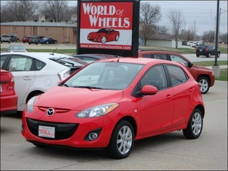 2014 Mazda Mazda2 Touring in  Iowa