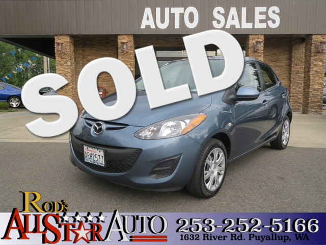 2014 Mazda Mazda2 Sport The CARFAX Buy Back Guarantee that comes with this vehicle means that you