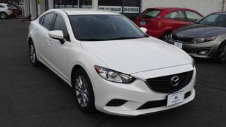 2014 Mazda Mazda6 i Sport East Haven, CT 3