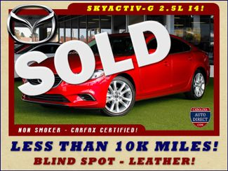 2014 Mazda Mazda6 i Touring FWD - BLIND SPOT - LEATHER! Mooresville , NC