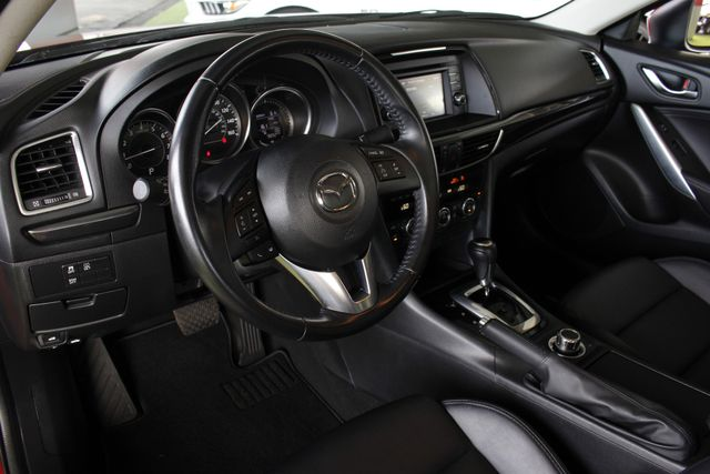 2014 Mazda Mazda6 i Touring FWD - BLIND SPOT - LEATHER! Mooresville , NC 27