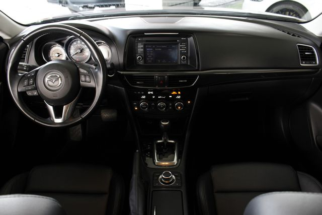 2014 Mazda Mazda6 i Touring FWD - BLIND SPOT - LEATHER! Mooresville , NC 26