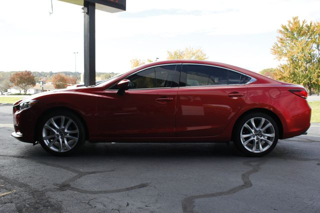 2014 Mazda Mazda6 i Touring FWD - BLIND SPOT - LEATHER! Mooresville , NC 14