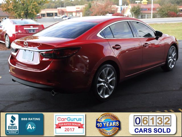 2014 Mazda Mazda6 i Touring FWD - BLIND SPOT - LEATHER! Mooresville , NC 2
