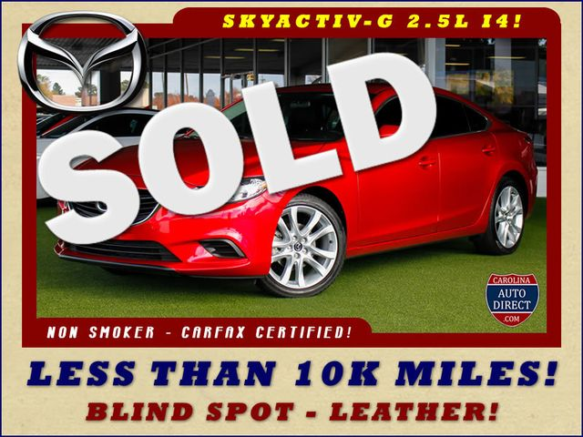 2014 Mazda Mazda6 i Touring FWD - BLIND SPOT - LEATHER! Mooresville , NC 0