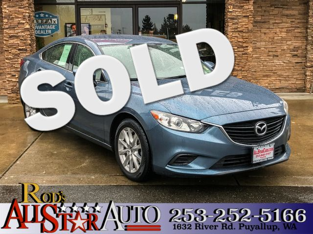2014 Mazda Mazda6 i Sport The CARFAX Buy Back Guarantee that comes with this vehicle means that yo