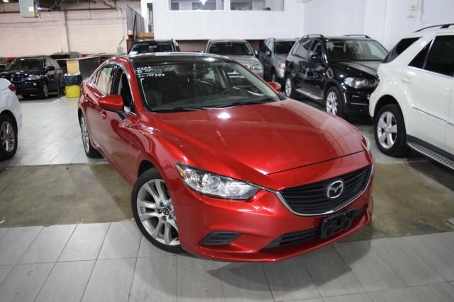 2014 Mazda Mazda6 i Touring Richmond Hill, New York 1