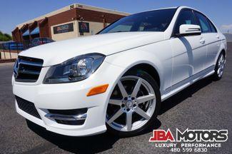 2014 Mercedes-Benz C 250 C250 Sport Pkg C Class 250 Sedan | MESA, AZ | JBA MOTORS in Mesa AZ