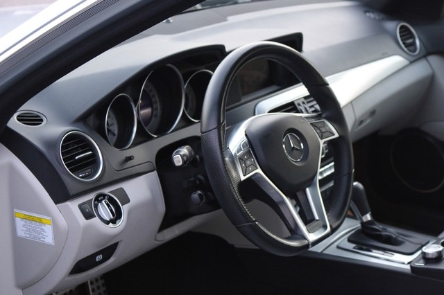 2014 Mercedes-Benz C 250 Sport Mooresville, North Carolina 9