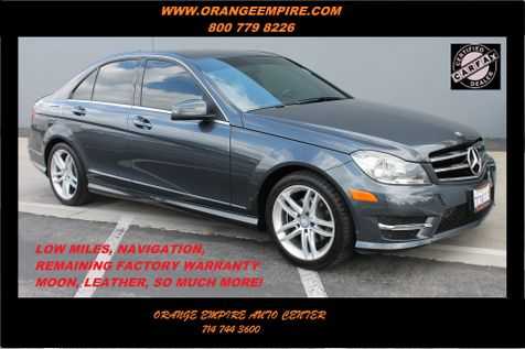 2014 Mercedes-Benz C 250 Sport in Orange, CA