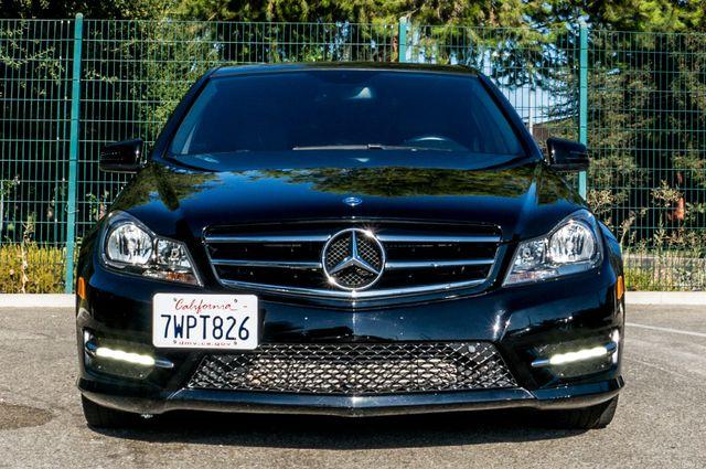 2014 Mercedes-Benz C 250 Sport - 35K MILES - NAVI - BACK UP CAMERA Reseda, CA 2