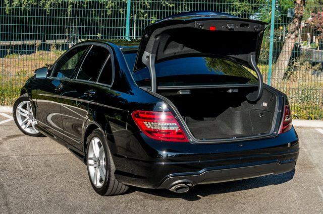 2014 Mercedes-Benz C 250 Sport - 35K MILES - NAVI - BACK UP CAMERA Reseda, CA 9